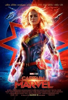 Captain Marvel 2018